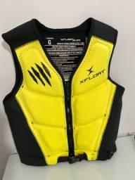 Jet ski Colete XFLOAT ENZO. Amarelo. Jetski