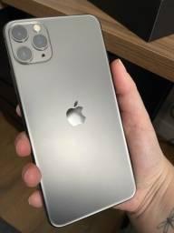 iPhone 11 Pro Max 256gb - cinza espacial