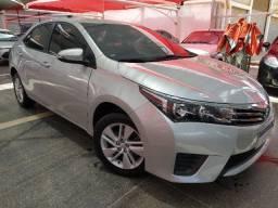 Corolla GLI 1.8 2017/2017 Temos Civic Cruze Versa HB20S Logan Cronos Virtus Polo