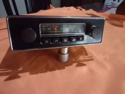 Rádio antigo marca volkswagen