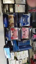 Controle PS3 e PS4