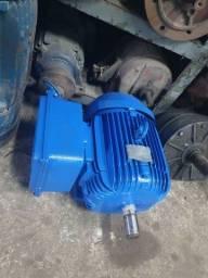 Motor monofásico 7.5cv 2 polos WEG forrageira