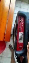 Caixa amplificada bass pro 15 som
