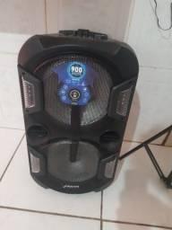 Caixa de som 900 watts