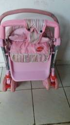 Carrinho de bebê pra menina