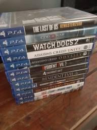Jogos de ps4 Playstation 4 VENDA