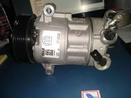 Compressor do Ar Condicionado FIAT TORO