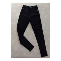 Promoção calça jeans preta