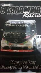 Revista Edição Especial da Fórmula Truck