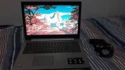 Notebook 16gb GeForce 940MX 4GB 2Tera i7-7500U