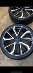 Rodas aro 20?, bem conservadas, pneus novos