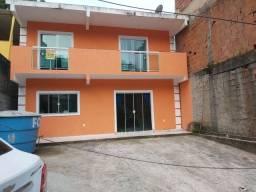 Vendo exelente casa na Garatucaia fora do condomínio.