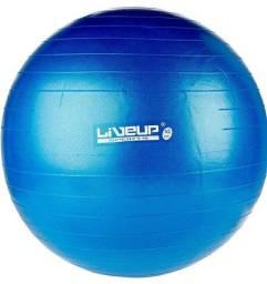 Bola Premium de Pilates Azul - 65 cm
