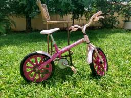 Bicicleta infantil Barbie Aro 16