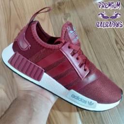 Tênis Adidas NMD Runner várias cores, Fazemos entregas