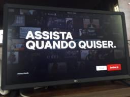 """Smart Tv Webos 4.5 32"""" LG Channels WiFi"""