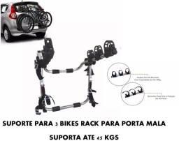 Título do anúncio: Suporte para bike  3 l u g a r e s