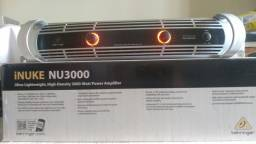 Vendo amplificador na caixa sem uso