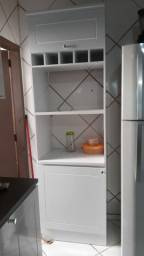 Armário de cozinha mdf novo passo cartão