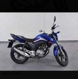 Moto 160 cc Honda