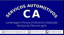 Serviços Automotivos em geral. Nacionais e importados.