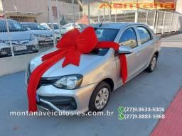 Título do anúncio: Toyota ETIOS X Sedan 1.5 Flex 16V 4p Aut.