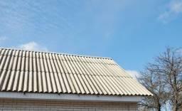 Colocação de telhado