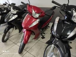 Honda biz 125 ano 2015
