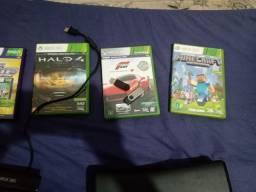 Xbox 360 semi novo ( LEIA A DESCRIÇÃO)