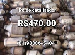 C0MPR0 SUCATAS DE CATALISADOR CATALIZADOR