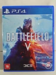 Battlefield V - jogo semi- novo ótimo estado.
