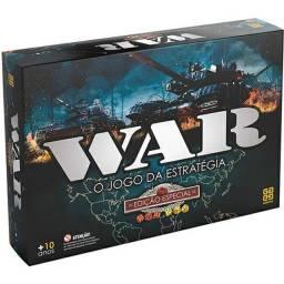 War tabuleiro edição especial