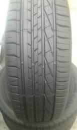 1 pneu 185/60/15 novo preço 250 reais tel *