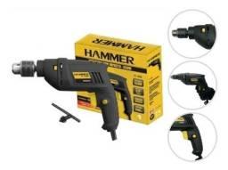 Furadeira De Impacto 550w 3/8 Pol. 10mm Hammer