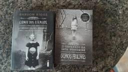 Livros O Orfanato da Srta.Peregrine para Crianças Peculiares