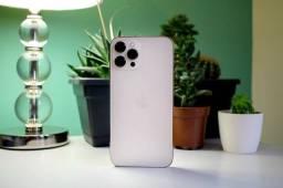 iPhone 12 pro max 128 Gb prata lacrado e com nota fiscal