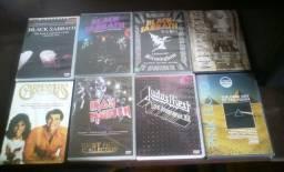 Clássicos do rock e do pop em DVD em oferta. Imperdível!