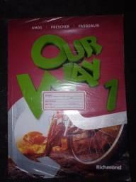 Troco Livro de inglês Our way 1 do 6°ano