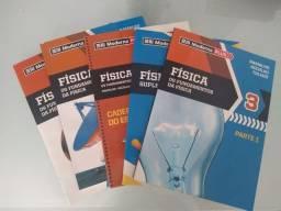 Livros Fundamentos da Física, Ed Moderna Plus