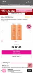 Kit Wella Invigo Nutri Enrich Shampoo e Condicionador 1000ml