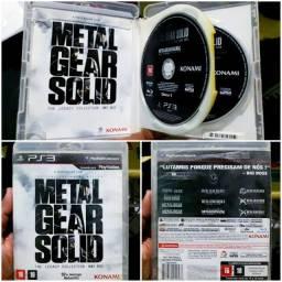 Colação Metal Gear (2 discos)