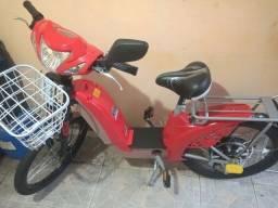 Bicicleta elétrica sousa usada