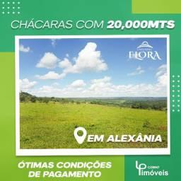 Vendo chácaras de 2 hectares em Alexânia , valor promocional