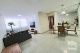 Apartamento à venda com 3 dormitórios em Paquetá, Belo horizonte cod:314923