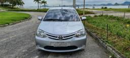 Toyota Etios Sedan XS 1.5 Completíssimo 43.000Kms + Estepe Sem Uso 2013/2013