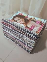 Coleção 50 revistas capricho | edições de 2009 a 2012