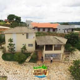 Vendo Sobrado no Condomínio Real Ville , Corumbá IV , porteira fechada