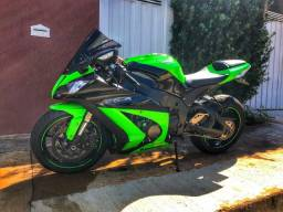 Kawasaki Zx10r c/ ABS - 2012