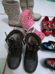 Calçados infantil tam.20 ao 22