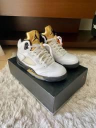 Tênis Nike Air Jordan Retro 5 Tamanho 40